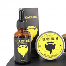 Набор: бальзам для бороды 30 г + масло для бороды 30 мл