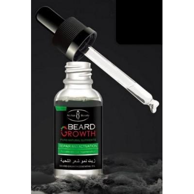 Масло MASL-30ML-02 для бороды и усов . Питает и увлажняет щетину