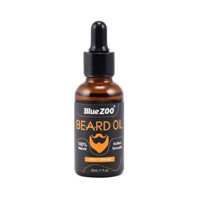 Масло MASL-30ML-ORAN для бороды и усов . Питает и увлажняет щетину