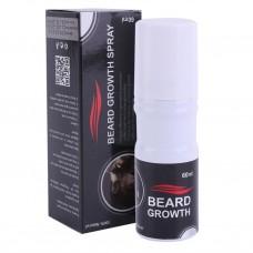 Спрей для роста бороды и усов 60 мл