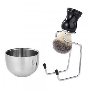 Перед бритьём